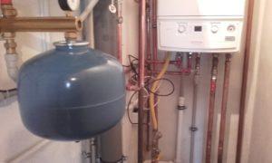 Elementy hydrauliczne w kotłowni 26