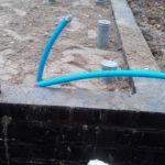 Wyjście Kanalizacji Z Budynku